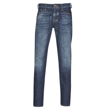 material Men straight jeans Diesel LARKEE BEEX Blue
