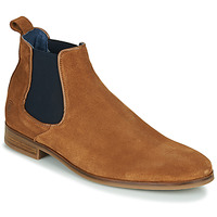 Shoes Men Mid boots Casual Attitude MAURINE Cognac