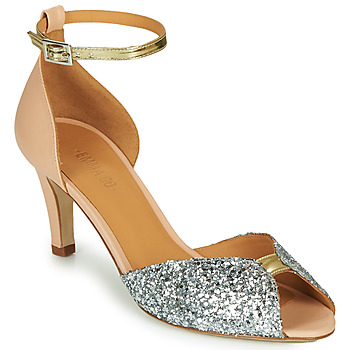 Shoes Women Sandals Emma Go JOLENE GLITTER Pink / Silver / Gold