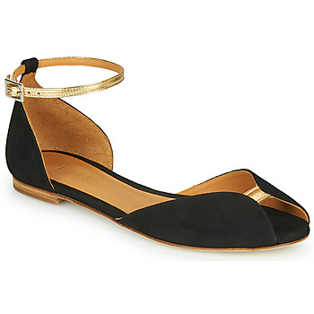 Shoes Women Sandals Emma Go JULIETTE Black / Gold