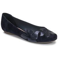 Shoes Women Ballerinas Betty London ERUNE Marine