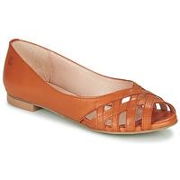 Shoes Women Sandals Betty London MANDISE Cognac