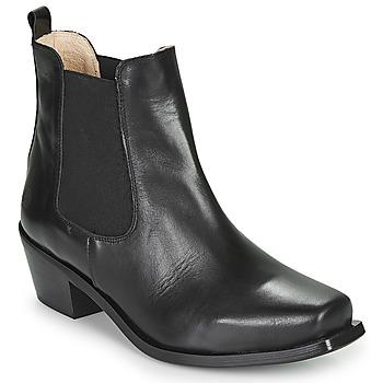Shoes Women Ankle boots Betty London MERKATO Black