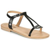 Shoes Women Sandals Betty London MISSINE Black