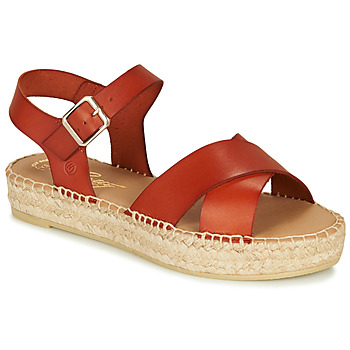 Shoes Women Sandals Betty London MIZOU Brown