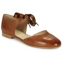 Shoes Women Ballerinas Betty London MARILO Camel