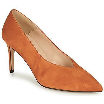 Shoes Women Court shoes Betty London MINATTE Cognac