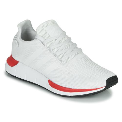 adidas Originals SWIFT RUN White / Red