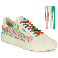 Shoes Children Low top trainers adidas Originals CONTINENTAL VULC J White