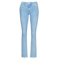 material Women bootcut jeans Replay LUZ BOOTCUT Blue / Medium