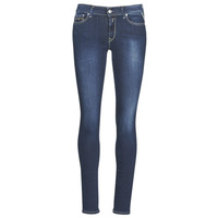 material Women Skinny jeans Replay LUZ Blue / Dark