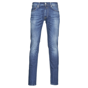 material Men Skinny jeans Replay JONDRIL Blue / Medium