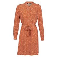 material Women Short Dresses Vero Moda VMTOKA Rust