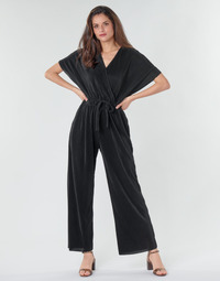 material Women Jumpsuits / Dungarees Moony Mood CLOKES Black
