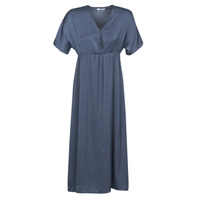 material Women Long Dresses Betty London MOUDA Marine