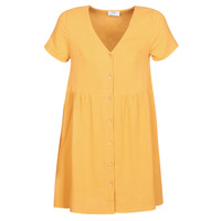 material Women Short Dresses Betty London MARDI Yellow