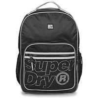 Bags Rucksacks Superdry SCHOLAR Black
