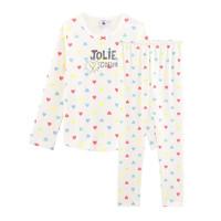 material Girl Sleepsuits Petit Bateau FIONA Multicoloured