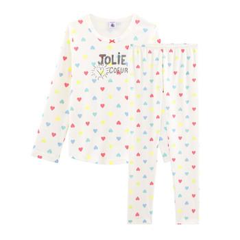 material Girl Sleepsuits Petit Bateau FIONA Multicolour