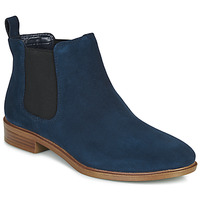 Shoes Women Mid boots Clarks TAYLOR SHINE Marine
