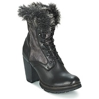 Shoes Women Ankle boots Bunker ACE MAJA Black