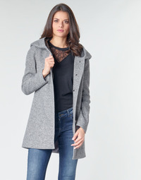 material Women coats Moony Mood SOLINE Grey