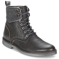 Shoes Men Mid boots Cristiano Ronaldo CR7 GRUNGE 04 Black