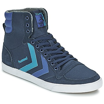 High top trainers Hummel TEN STAR WAXED CANVAS HI