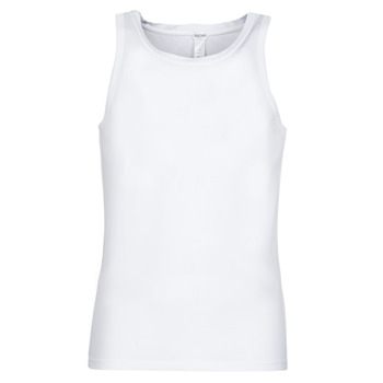 material Men Tops / Sleeveless T-shirts Hom SUPREME COTTON TANKTOP White