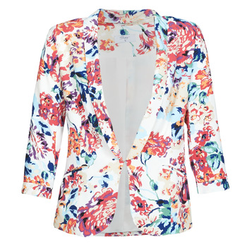 material Women Jackets / Blazers Betty London MIRKA Multicolour