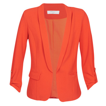 material Women Jackets / Blazers Betty London MILAVO Red