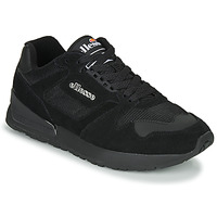 Shoes Women Low top trainers Ellesse 147 SUEDE Black
