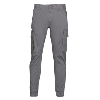 material Men Cargo trousers  Jack & Jones JJIPAUL Grey