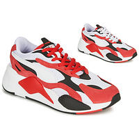 Shoes Low top trainers Puma RS-X3 Red / White