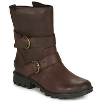 Shoes Women Snow boots Sorel PHOENIX MOTO Brown