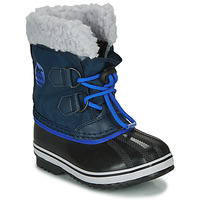 Shoes Children Snow boots Sorel CHILDRENS YOOT PAC™ NYLON Blue