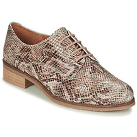 Shoes Women Derby shoes André PANCAKE Beige