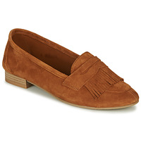 Shoes Women Loafers André BARCELONA Camel