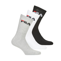 Accessorie Men Sports socks Fila Pack de 12 White / Grey / Black