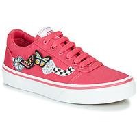 Shoes Girl Low top trainers Vans WARD