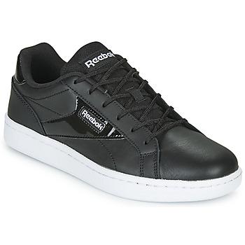 Shoes Women Low top trainers Reebok Classic REEBOK ROYAL CMPLT CLN LX Black / White / White