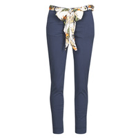 material Women 5-pocket trousers Betty London MIRABINE Marine