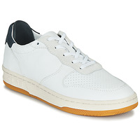 Shoes Low top trainers Clae MALONE White / Blue
