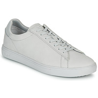 Shoes Men Low top trainers Clae BRADLEY Grey