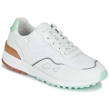 Shoes Women Low top trainers Clae HAYDEN White