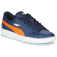 Shoes Children Low top trainers Puma SMASH JR ME