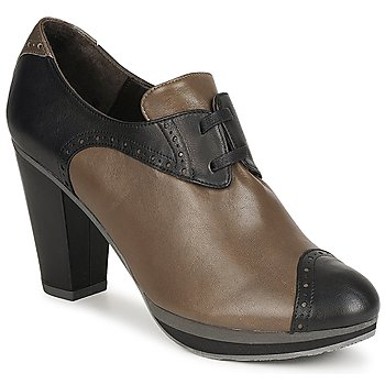 Shoes Women Low boots Audley GETA LACE Brown