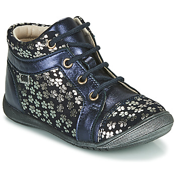 Shoes Girl Mid boots GBB OMANE Blue