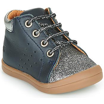 Shoes Girl Mid boots GBB NAHIA Blue