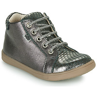 Shoes Girl High top trainers GBB FAMIA Grey